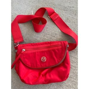 Lululemon cross body bag